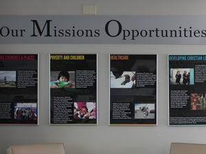 Mission Initiatives Posters